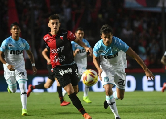Historial de Racing vs Colón