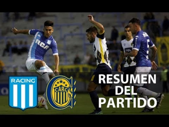 Racing Club 1-0 Rosario Central - Amistoso Verano 2019