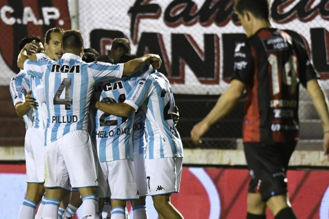 FECHA 02 - Patronato 0-3 Racing - Superliga 2018/19