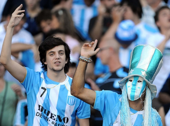 Racing benefició a miles de socios