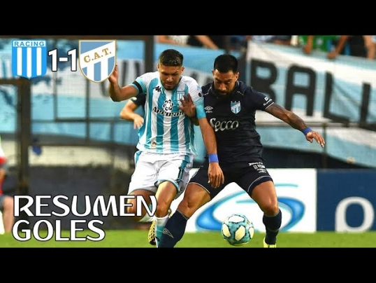 RACING 1-1 ATLETICO TUCUMAN / Relatos de Ramiro Gregorio por Racing 24 Radio Online