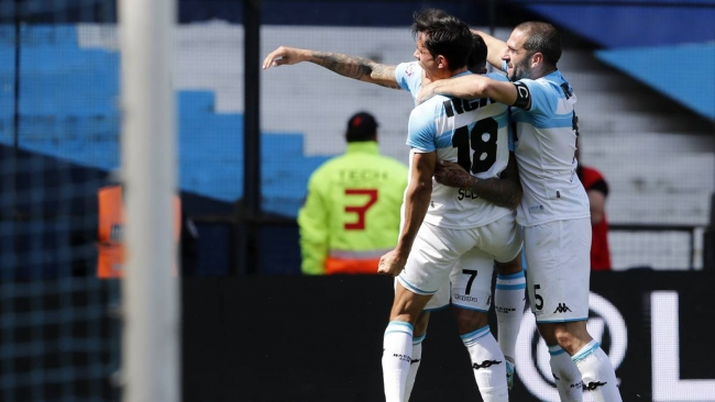 FECHA 04 - RACING 2-0 CENTRAL - SUPERLIGA 2018/19